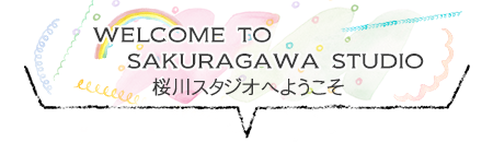Welcome to Sakuragawa Studio